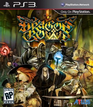 [PS3]Dragon's Crown [ENG] [Repack] [1xDVD5]