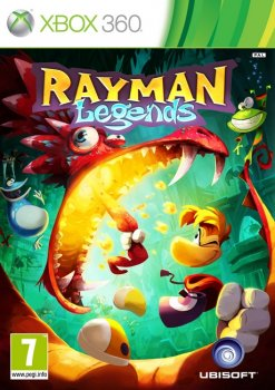 [XBOX360]Rayman Legends [RUS][DEMO]