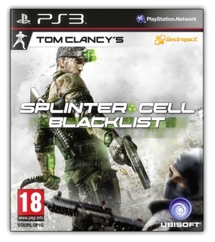 [PS3]Tom Clancy's Splinter Cell: Blacklist [ENG] [Repack] [3xDVD5]