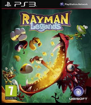[PS3]Rayman: Legends [DEMO] [RUS] [3.41/3.55/4.40+]