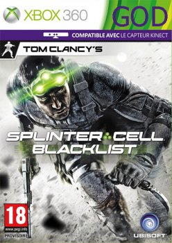 [XBOX360]Tom Clancy's Splinter Cell: Blacklist [GOD / ENG]