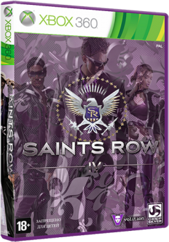 [XBOX360]Saints Row 4 (IV) [Region Free/ENG] LT+3.0 (XGD3 / 16202)