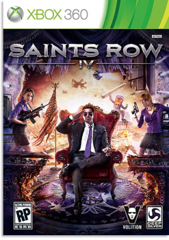 [XBOX360]Saints Row IV [Region Free] [ENG] [LT+ 2.0]