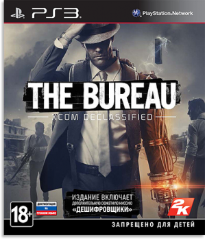 [PS3]The Bureau : XCOM Declassified [ENG] [Repack] [2xDVD5]