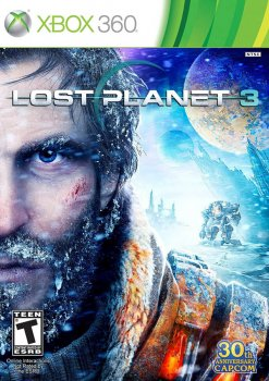 [XBOX360]Lost Planet 3 [Region Free] [Rus] [LT+2.0] (XGD3 / 16202) (2013)