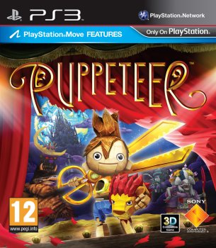[PS3]PUPPETEER (2013) [DEMO] [EUR][RUS][RUSSOUND][L]