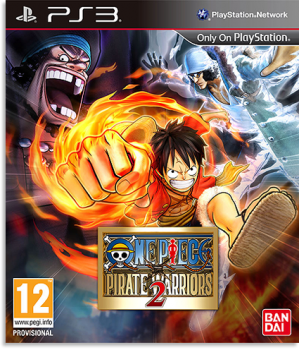 [PS3]One Piece: Pirate Warriors 2 [FULL] [ENG] [3.41/3.55/4.30+]