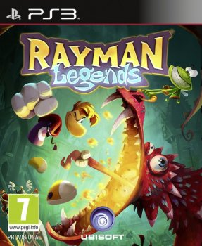 [PS3]Rayman Legends [EUR/RUS]