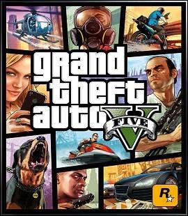 [PS3]Grand Theft Auto V + All DLC [EUR/RUS]