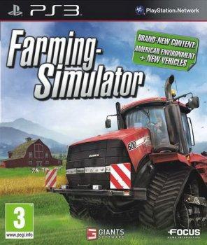 [PS3]Farming Simulator 2013 [EUR/ENG] [DUPLEX]