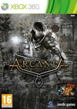 [XBOX360][JTAG][FULL] Arcania: The Complete Tale [RUSSOUND]