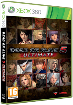 [XBOX360]Dead or Alive 5 Ultimate [Region Free/ENG]