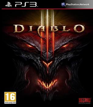 [PS3]Diablo III (3) [RIP] [EUR / RUSSOUND] [4.30+]