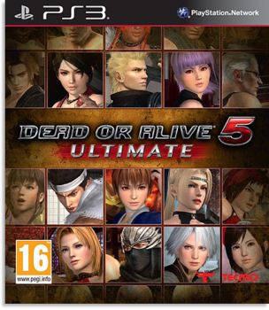 [PS3]Dead Or Alive 5: Ultimate [FULL] [ENG] [4.30+]