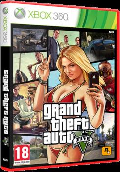 [XBOX360]Grand Theft Auto V [RegionFree/RUS] (XGD3) (LT+ 3.0)