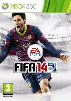 [XBOX360]FIFA 14 [Region Free / RUS] LT+3.0 (XGD3 / 16202)