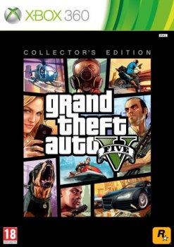 [XBOX360][JTAG/DLC] Grand Theft Auto V Collectors Edition [Region Free/RUS]