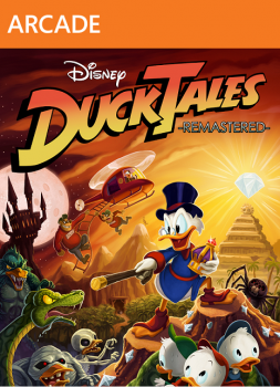 [XBOX360][JTAG][FULL] DuckTales Remastered [RUS]