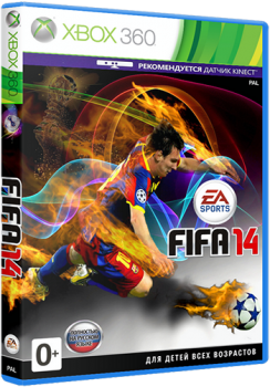 [XBOX360]FIFA 14 [PAL/RUSSOUND] (XGD3) (LT+ 3.0)