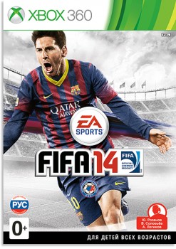 [XBOX360]FIFA 14 [PAL/RUSSOUND] (XGD3) (LT+ 2.0)