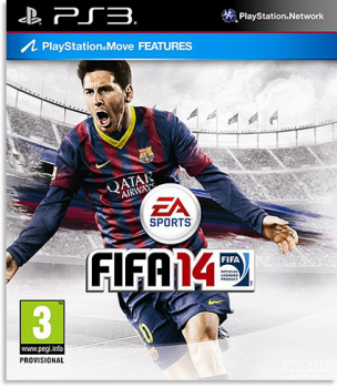 [PS3]FIFA 14 [RIP] [RUSSOUND] 4.46