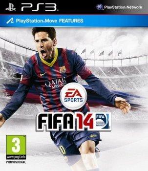 [PS3]FIFA 14 (2013) PS3   Rip