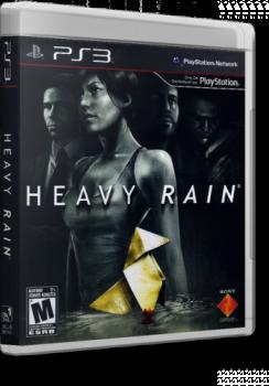 [PS3]Heavy Rain: Move Edition [PAL] [ENG/RUS] [Repack] [8xDVD5] [MOVE]