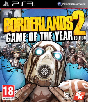 [PS3]Borderlands 2: Game of the Year Edition [EUR/ENG] [DUPLEX]