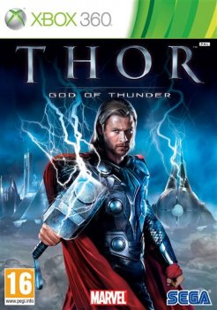 [XBOX360][JTAG][FULL] Thor: God Of Thunder [RUS]