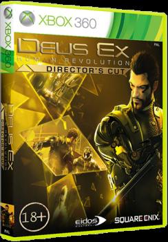 [XBOX360]Deus Ex: Human Revolution Director's Cut [Region Free/ENG]