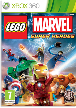 [XBOX360]LEGO Marvel Super Heroes [Region Free/RUS] (XGD3) (LT+ 3.0)