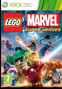 [XBOX360][JTAG][FULL] LEGO Marvel Super Heroes [RUS]