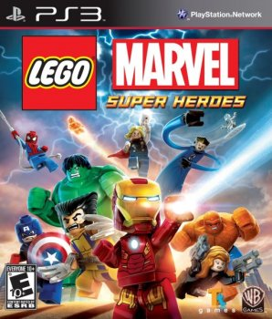 [PS3]LEGO Marvel Super Heroes [USA/ENG]