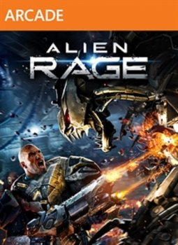 [XBOX360][ARCADE] Alien Rage [ENG]