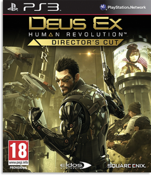 [PS3]Deus Ex: Human Revolution [Director's Cut] [FULL] [ENG] [4.30+]