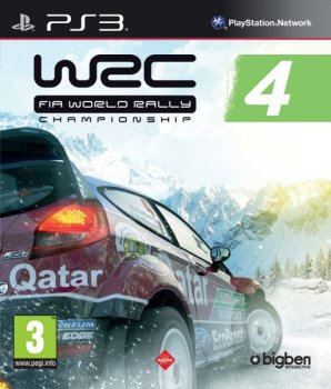 [PS3]WRC 4: FIA World Rally Championship [EUR/ENG]