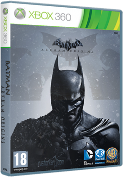 [XBOX360]Batman: Arkham Origins [Region Free/RUS] (XGD3) (LT+ 3.0)