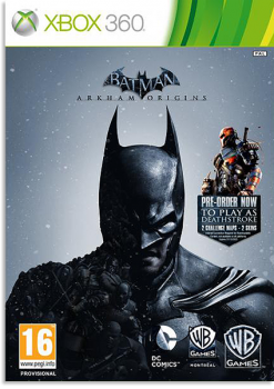 [XBOX360]Batman: Arkham Origins [Region Free/RUS] (XGD3) (LT+ 2.0)