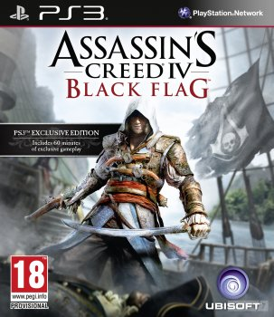 [PS3]Assassin's Creed IV: Black Flag [FULL] [ENG] [4.40+]