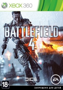 [XBOX360]Battlefield 4 [PAL, NTSC-U/RUSSOUND] (XGD3) (LT+ 3.0)