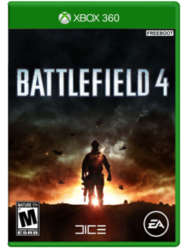 [XBOX360][JTAG/FULL] Battlefield 4 [GOD/RUS]