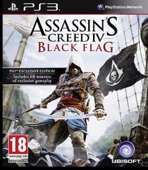 [PS3]Assassin's Creed IV [PAL] [RUS\ENG] [Repack] [3хDVD5]