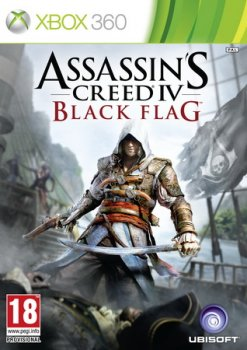 [XBOX360]Assassin's Creed 4 Black Flag [PAL/RUSSOUND] (XGD3) (LT+2.0)