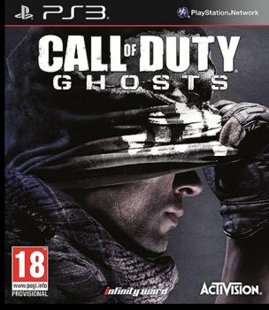 [PS3]Call of Duty: Ghosts [RUS] [Repack] [3хDVD5]