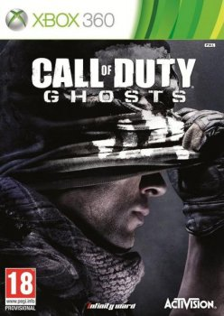 [XBOX360]Call of Duty: Ghosts [PAL/RUSSOUND] (XGD3) (LT+3.0)