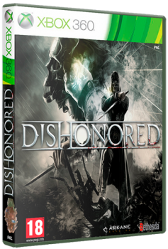 [XBOX360][JTAG/FULL] Dishonored [GOD/Rus]