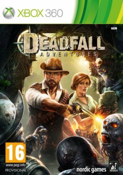 [XBOX360][JTAG/FULL] Deadfall Adventures [GOD/RUS]