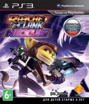 [PS3]Ratchet & Clank: Into the Nexus (2013)