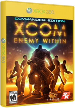 [XBOX360]XCOM: Enemy Within [Region Free/RUSSOUND] (XGD3) (LT+ 2.0)
