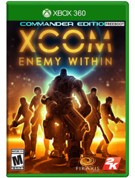 [XBOX360][JTAG/FULL] XCOM: Enemy Within [GOD/RUS]
